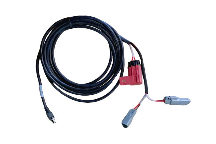 Cable Assy, PWR, GX450 Modem