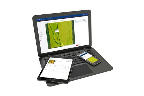Trimble agriculture Software