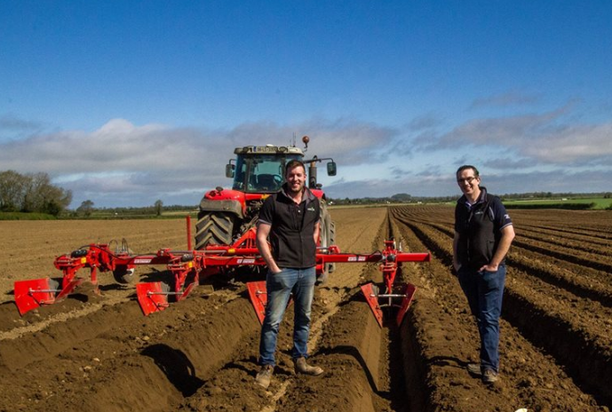 Vantage Ireland is Trimble's authorized distributor for Precision Ag products in Ireland