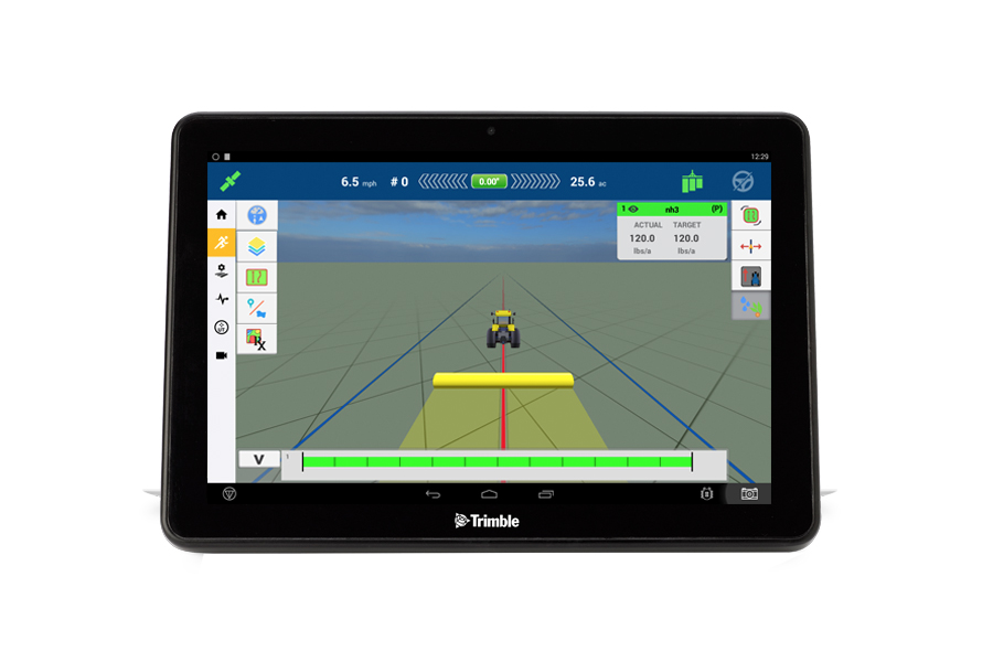 Trimble TMX 2050 Tractor Guidance Display