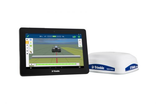 Trimble GFX 750 Dis[play - Guidance & Steering - Vantage Ireland- Trimble Agriculture