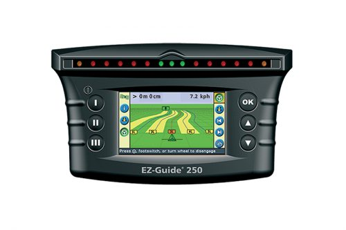 EZ Guide 250 Trimble Display