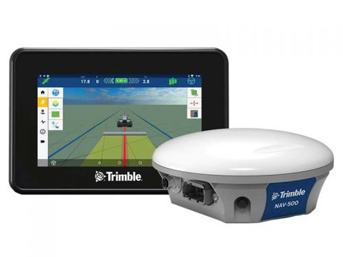 GFX 350 from Trimble
