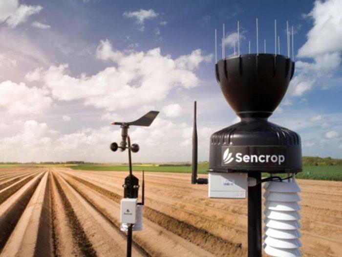 Sencrop weather station 2