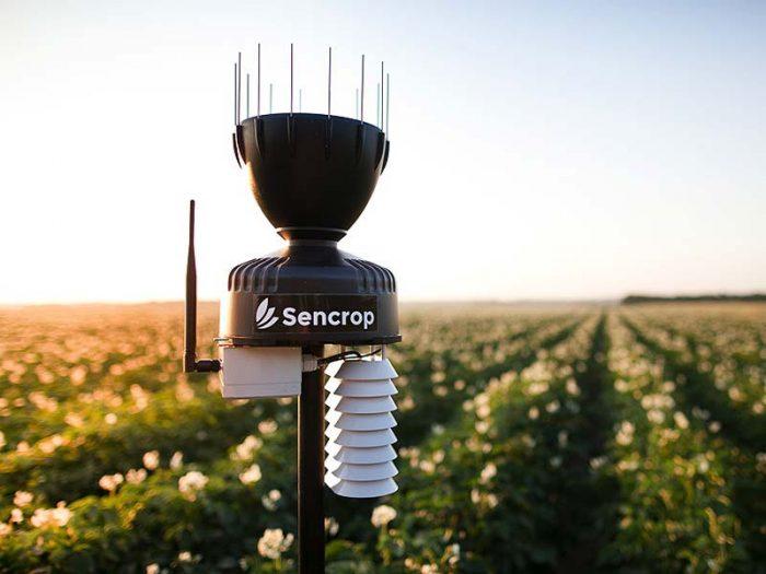 Sencrop weather station