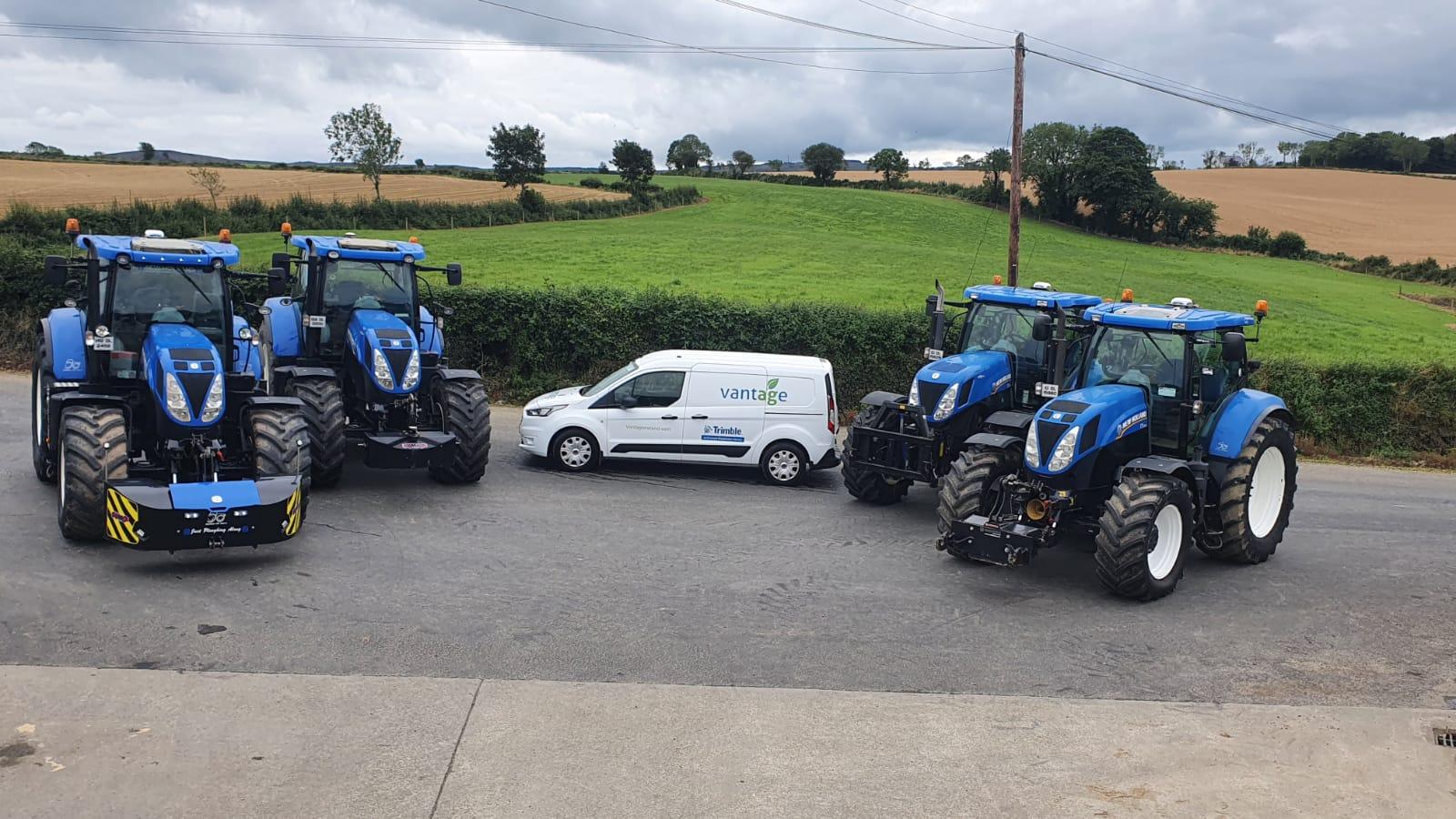 Precision AG Products Vantage Ireland
