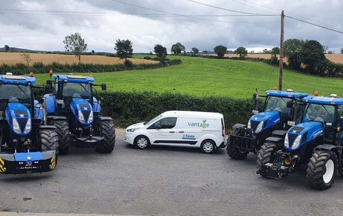 Trimble Tractor Guidance Systems