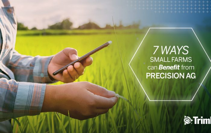 How Smaller Farms Can Benefit from Precision Ag