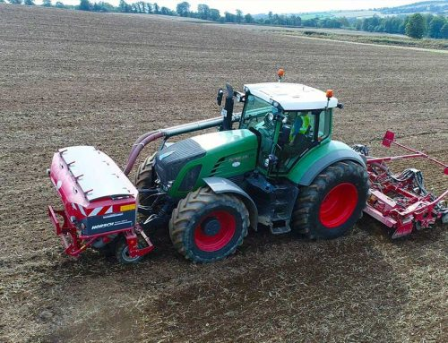 Trimble Guidance & Steering Solution with Fendt Tractors